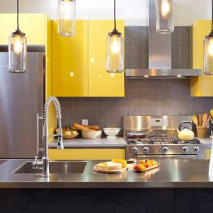 Pleasant-Interior-Kitchen-Cabinets-Colors-With-Yellow-Accent-also-Glass-Pendant-Lighting.jpeg